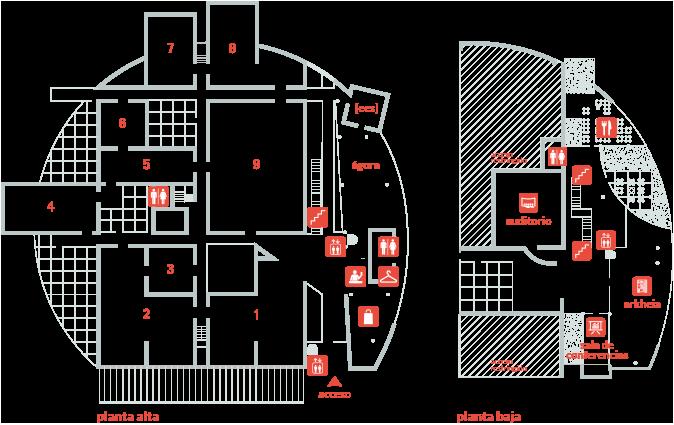 Muac for Planos arquitectonicos de un oxxo